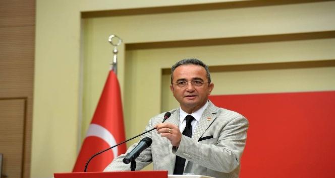 CHP'li Tezcan'dan MYK gündemine ilişkin açıklama