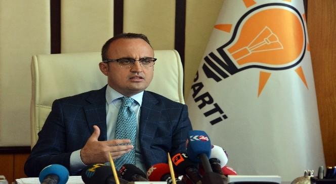 """AK Parti Grup Başkanvekili Turan: """"AK Parti Firesiz Olarak Oylamaya Katılacaktır"""""""