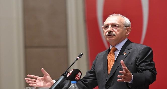 """Kılıçdaroğlu: """"Siz bir devletin nasıl kurulduğunu biliyor musunuz?"""""""