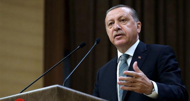 Cumhurbaşkanı Erdoğan'dan Avrupa'ya 'terör uyarısı'