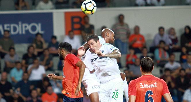 Başakşehir 1-0 Bursaspor| Başakşehir Bursa maçı geniş özeti