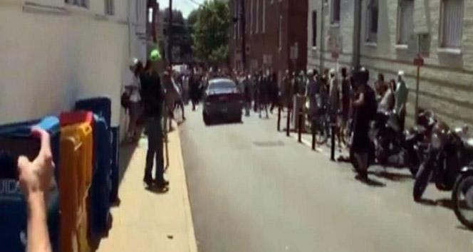 Virginia'daki çatışmalarda 1 kişi öldü