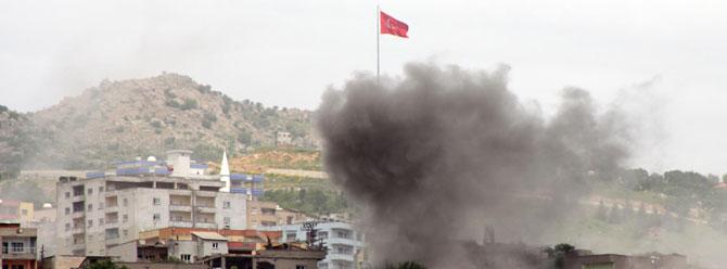 Şırnak'ın yüzde 87'si PKK'lılardan temizlendi
