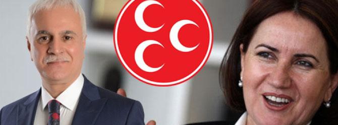 Koray Aydın'dan Meral Akşener'e salvolar