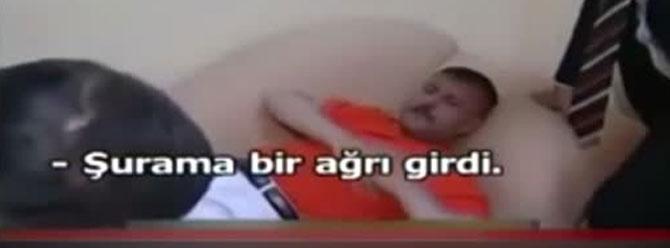 Azer Bülbül'ün ölmeden önceki son görüntüsü