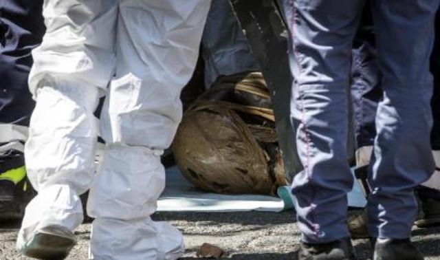 İtalya'da çöp konteynerınde bir kadına ait kesilmiş ayaklar bulundu