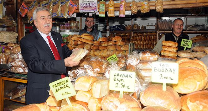 Palandöken 'En çok ekmek israfı fırın ve hanelerde yapılıyor'
