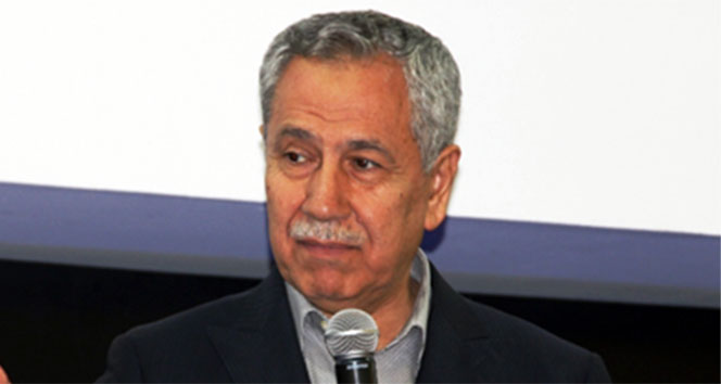 Bülent Arınç'ın iddiasıyla ilgili açıklama
