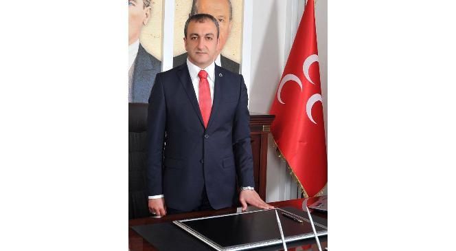 MHP Ankara İl Başkanı Çetinkaya'nın mesajı