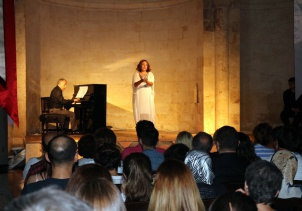 Kent tarihinin ilk opera konseri