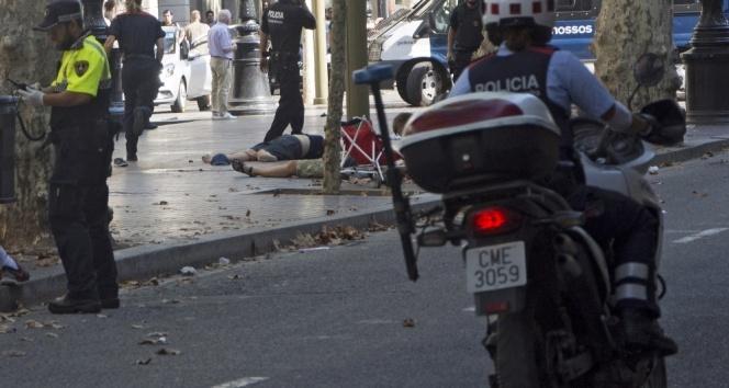 Barselona'da ölü sayısı 14'e yükseldi