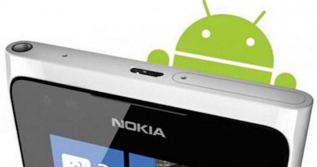 Nokia, Android işletim sistemli telefon ve tabletler yapacak!