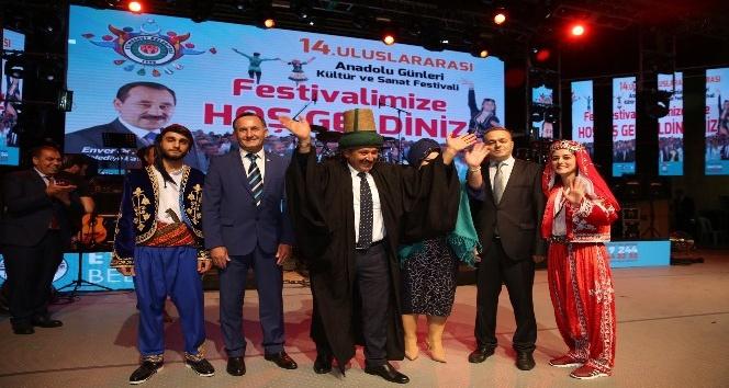 Sivas ve Konya kültürleriyle Etimesgut'a taşındı