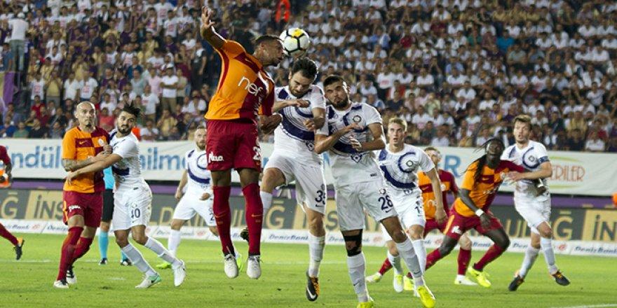 Spor Toto Süper Lig Osmanlıspor GS maçı geniş özet ve golleri