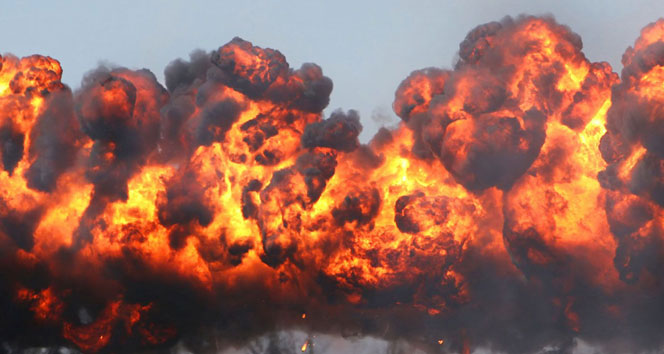 Meksika'da petrol boru hattında patlama: 1 ölü, 5 yaralı