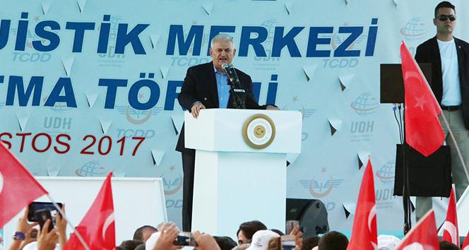 Başbakan Yıldırım'dan Alman siyasetçilere eleştiri