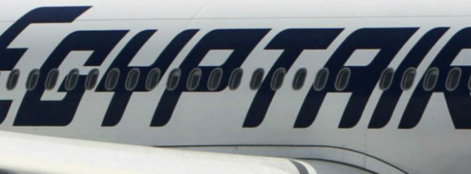 Kaybolan Mısır uçağından kötü haber