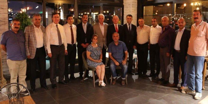 Ankara'da Kırşehirliler için güç birliği toplantısı yapıldı