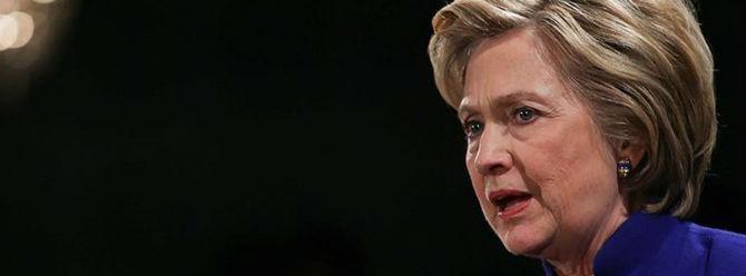 Clinton'a seçimler için tam 256 milyon dolar bağış yapıldı