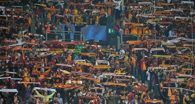 Galatasaray, Sivasspor maçı biletlerinin tükendiğini açıkladı