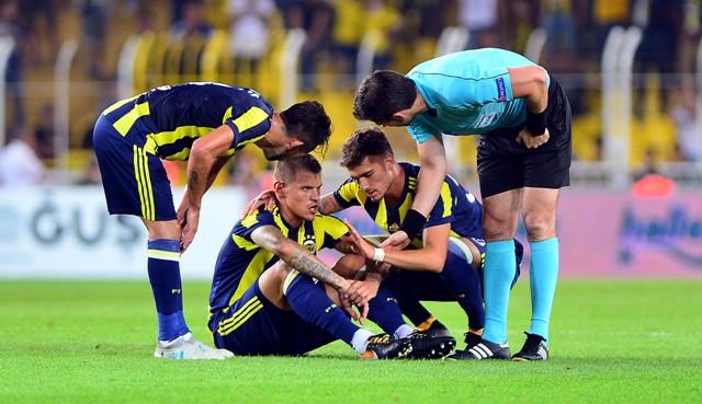 Fenerbahçe 1-2 Vardar| Fener Vardar maçı geniş özet