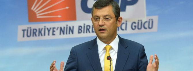 CHP'li Özel: Milletvekilleri özgürce fikirlerini sandığa yansıttı