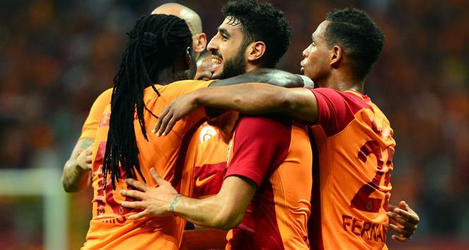 Galatasaray 8 yıl sonra lige 3'te 3 ile başladı