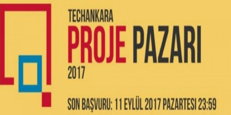 TechAnkara Proje Pazarı 2017 başvuruları devam ediyor