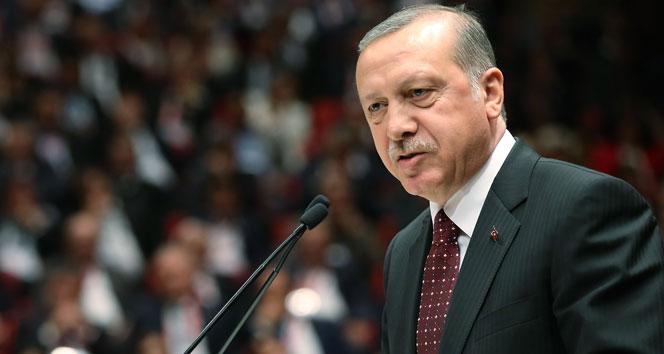 Erdoğan: 'Eli kanlı diktatörlerin peşini bırakmayacağız'