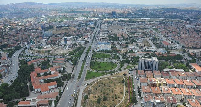 Ankara'da 30 Ağustos'ta bazı yollar trafiğe kapatılacak