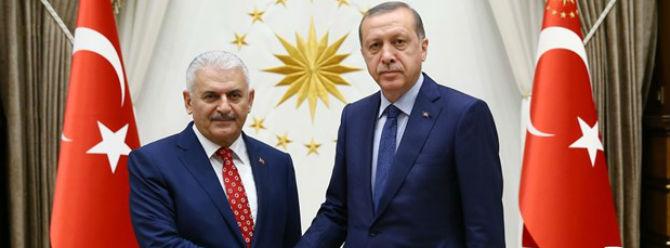 Binali Yıldırım 65. Hükümet'in kabinesini Erdoğan'a sunacak