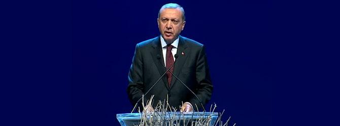 Cumhurbaşkanı Erdoğan, Dünya İnsani Zirvesi'nde konuştu