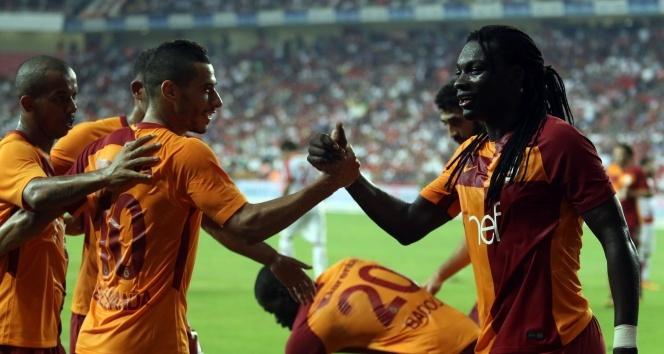 Antalyaspor 1-1 Galatasaray Maçı Geniş Özeti