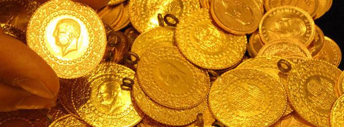 Altın fiyatları dibe vurdu!