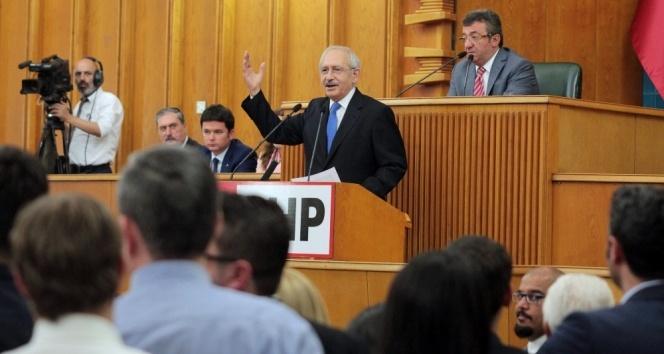 AK Parti'den CHP'ye dava