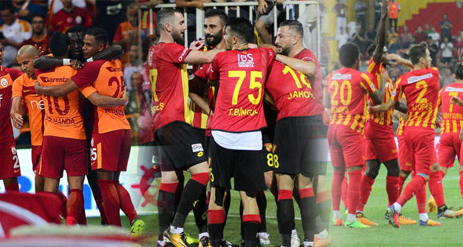 Süper Lig'e sarı-kırmızı damgası