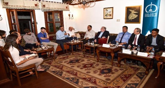 Arakanlı Müslümanların temsilcileri Hamamönü'nde buluştu