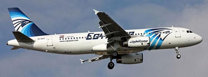 Akdeniz'e çakılan Mısır uçağı ile ilgili flaş gelişme