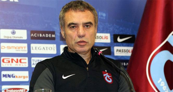 Trabzonspor Teknik Direktörü Ersun Yanal: Ciddi bir kazaydı