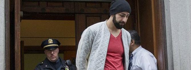 Fenerbahçeli basketbolcu Pero Antic, ABD polisinden davacı