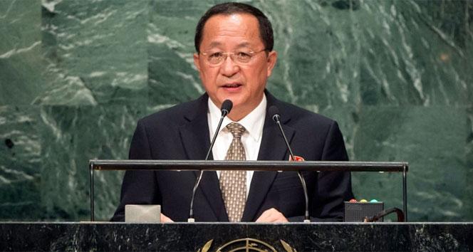 Kuzey Kore: 'ABD savaş bildirgesini imzaladı'
