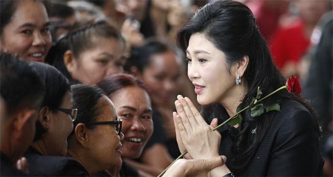 Tayland'ın devrik Başbakanı Shinawatra'ya 5 yıl hapis cezası