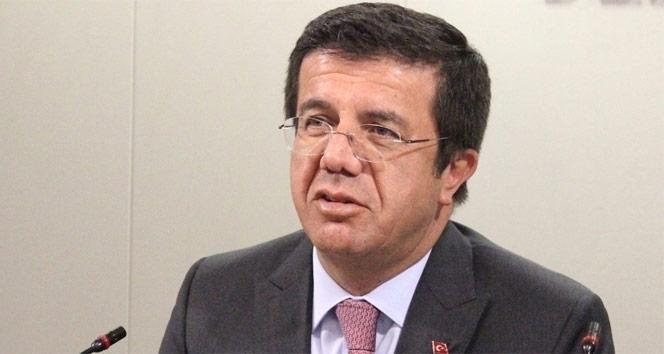 Bakan Zeybekci genç girişimcilere seslendi