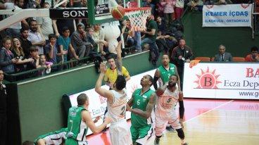 Banvit 92-90 Torku Konyaspor