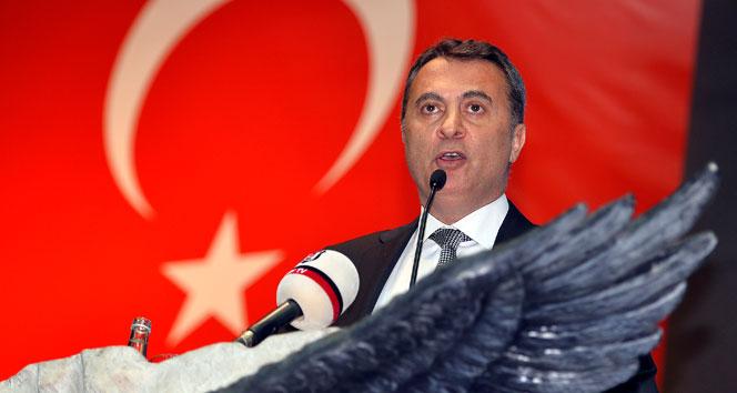 Fikret Orman: 'Önümüzdeki günler Beşiktaşlılar için daha aydınlık olacak'