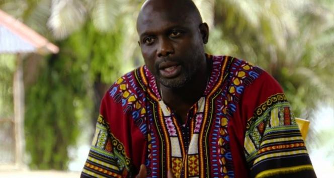 Dünyaca ünlü futbolcu Liberya'ya Cumhurbaşkanı oldu