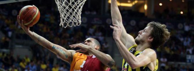 Galatasaray-Fenerbahçe basketbol maçı saat kaçta, hangi kanalda?