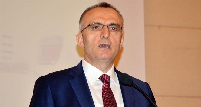 Maliye Bakanı Ağbal Eylül ayı bütçe rakamlarını açıkladı