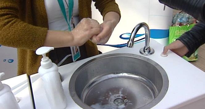İşte 'doğru el yıkama' tekniği