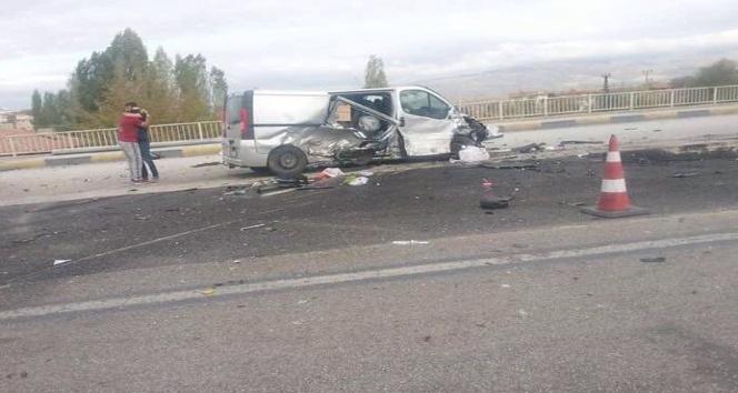 Kırıkkale CHP Merkez İlçe Başkanı'nın babası kazada hayatını kaybetti